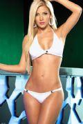 bikini classico bianco fronte